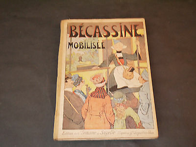 Becassine Mobilisee Ed Semaine De Suzette Ed Originale 1918
