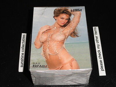 2009 Swimsuit Sports Illustrated Complete Base Set Of 80 Cards