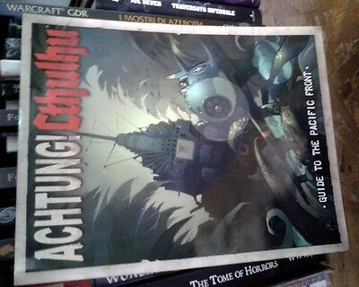 Achtung! Cthulhu Guide to the Pacific Front Call of Cthulhu RPG