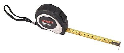 New 5m 16ft Stainless Steel Measuring Tape Measure 19mm Blade Metric Inch