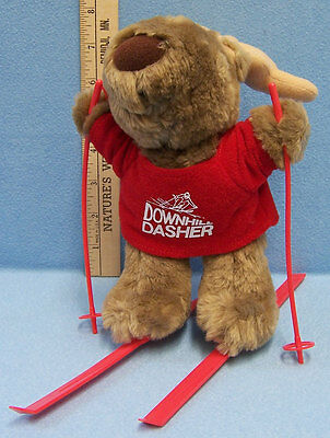 Emotions Plush DownHill Dasher Reindeer By Mattel  Display Only Not a Toy