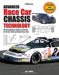 HP Books 1-557-885623 Advanced Race Car Chassis Technology Author: Bob Bolles