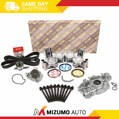 Overhaul Engine Rebuild Kit Fit 96-00 Honda Civic Del Sol D16Y5 D16Y7 D16Y8
