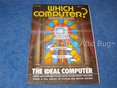 Which Computer? Magazine ~ May 1982