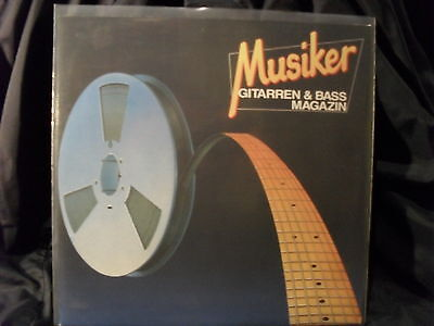 Various Artists - Musiker / Gitarren & Bass Magazin