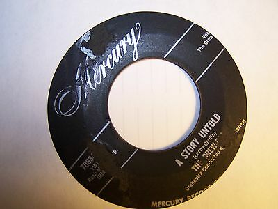 Crew Cuts The - A Story Untold / Carmen's Boogie  45  1955