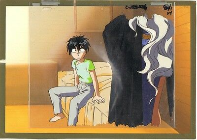 Anime Cel Ah My Goddess #36