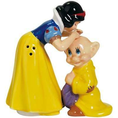 Westland Salt & Pepper Shakers Snow White Kissing Dopey