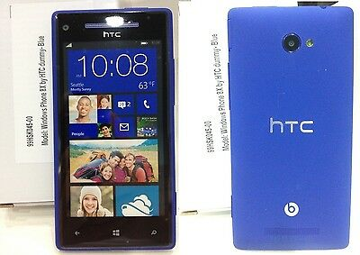 **High Quality**  Dummy HTC 8X Windows blue   display toy (not real phone)
