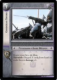 Lord of the Rings CCG Return of the King 7C300 Orc Fanatic X2 LOTR TCG