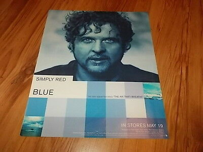 Simply red-1998 large magazine advert