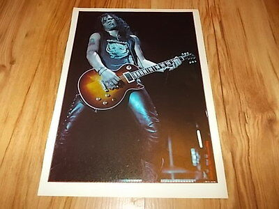Slash(guns n roses)-magazine picture