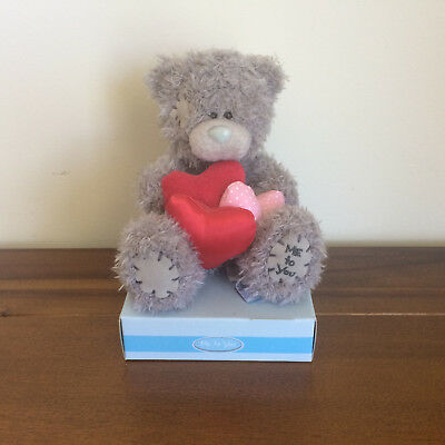 """Me To You Red & Pink Love Hearts Valentines Tatty Teddy Bear/Gift 6"""""""