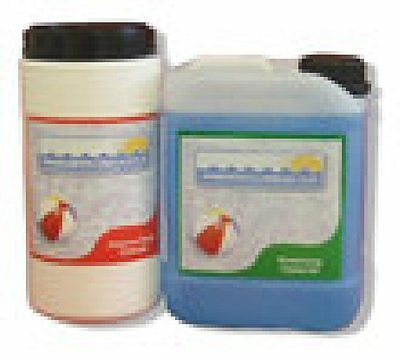 Swimming Pool WINTER Season Chemical Starter Kits