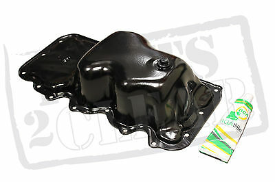 Ford Focus Mk1 2.0 Turbo Rs Engine Oil Sump Pan With Gasket Sealant 2002 - 2003