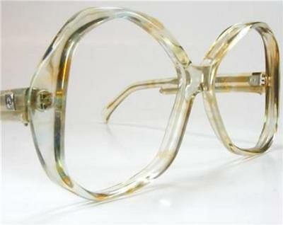 UNUSUAL 1970's Womens Pierre Cardin Sportique Retractable NOS VTG Eyeglass Frame