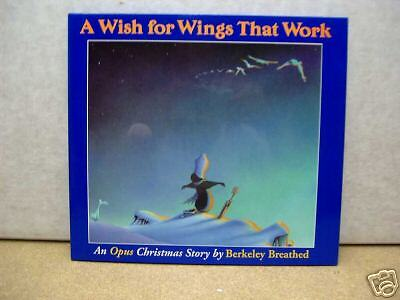 B.Breathed: Opus - A Wish For Wings That Work (USA)