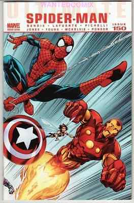 Ultimate Spider-Man #150 Variant Cover 1:15 Wrap-Around Mark Bagley Comic New 1