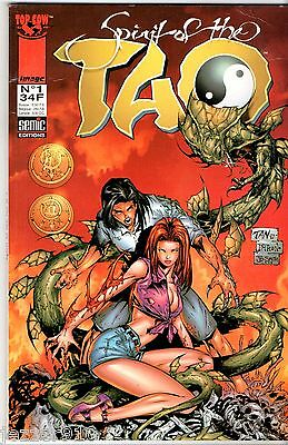 SPIRIT OF THE TAO n°1 ¤ 1999 ¤ TOP COW IMAGE