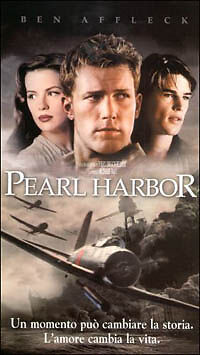 Pearl Harbor (2001) VHS