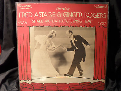 starring Fred Astaire & Ginger Rogers Volume 2