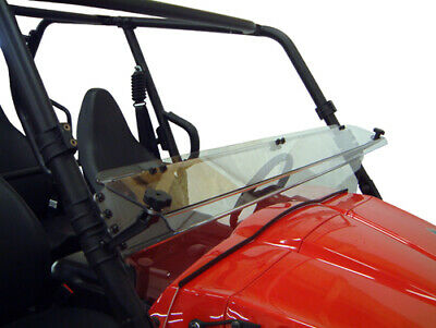 New Kawasaki Teryx 4 Utv Lexan Half Folding Windshield 750 Fi 4X4 4 Seater