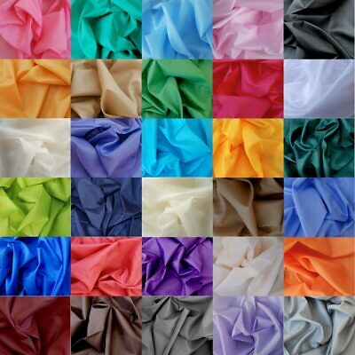 Dress Lining Fabric Anti Static Premium Dress Jacket Garment Material 150cm Wide
