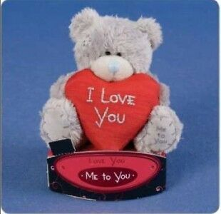 """Me To You Tatty Teddy Bear Love Heart Valentines Gift 3"""""""