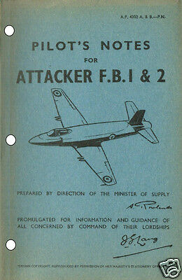 FAIREY BARRACUDA TORPEDO BOMBER 45pps+FREE 2-10 PAGE INFO PACK PILOTS NOTES
