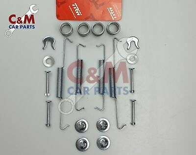 GIRLING Rear Brake Shoe Fitting Kit for VOLSWAGEN BEETLE from 1963 to 1979