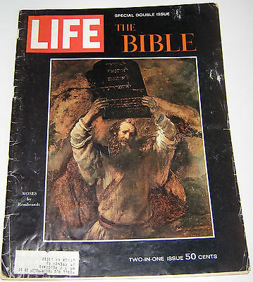 Life December 25, 1964 Special Double Issue - The Bible