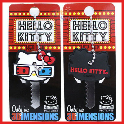 Sanrio Hello Kitty Key Cap 3D Movie Glasses by Loungefly