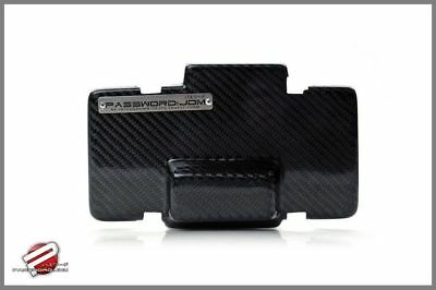 Password JDM Dry Carbon Fiber Fuse Box Over-Cover 02-05 Civic Si / 02-06 RSX
