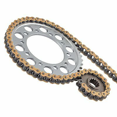 D.I.D Upgrade Chain And Sprocket Kit For Triumph 2003 Speed Triple 955i 3605249