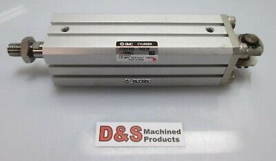 SMC CDQSB25-75DCM Compact Cylinder