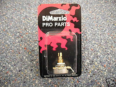 DiMarzio 500K Short Shaft Potentiometer Pot EP1201