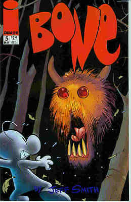 Bone # 5 (Jeff Smith) (Image, USA, 1996)