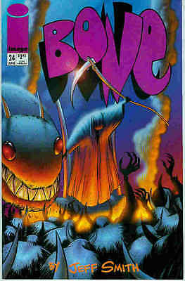 Bone # 24 (Jeff Smith) (Image, USA, 1996)