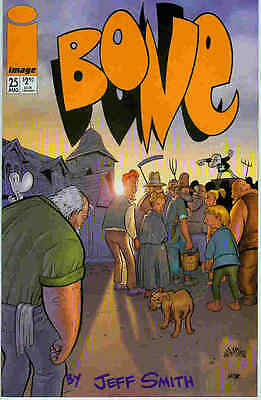 Bone # 25 (Jeff Smith) (Image, USA, 1996)