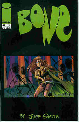 Bone # 26 (Jeff Smith) (Image, USA, 1996)
