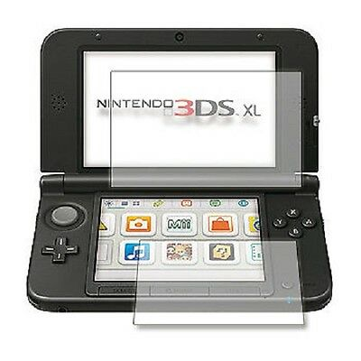 6 x Ultra Clear LCD Screen Guard Protector Film for Nintendo 3DS XL (SPM 7800)