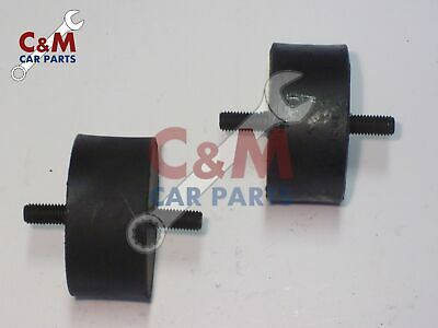 FRONT ENGINE MOUNTING PAIR FOR FORD CORTINA AND GRANADA -Quinton Hazell