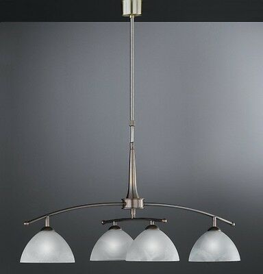 lustre style campagne lampe suspension plafonnier chandelier m tal verre 30442 eur 249 99. Black Bedroom Furniture Sets. Home Design Ideas