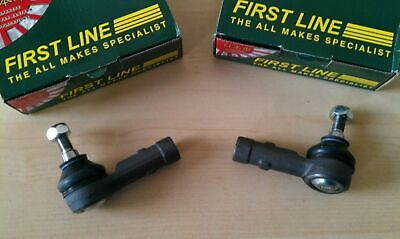 TRACK ROD END PAIR for FORD CORTINA MK 3 4 & 5  NEW