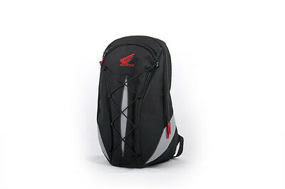 Genuine Honda Racing New HRC Luxury Padded Riders Corporate Ruck Sack Back Pack