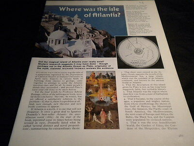 The Unexplained Orbis Issue 25 - Where was Atlantis? - A History of Hauntings X