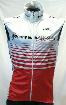 Raceline Therapeutic Associates CYCLING Vest - Made in Italy by GSG