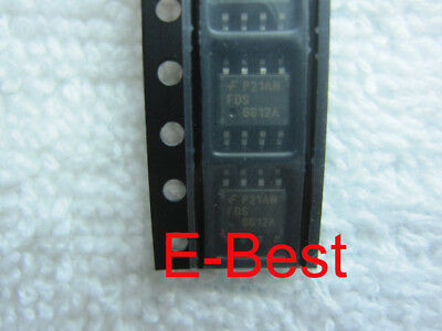 10pcs FDS 8880 FDS8880 New Fairchild SOP8 IC