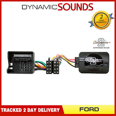CTSFO002.2 Sony Steering Wheel Stalk Control Adaptor For Ford Mondeo Transit