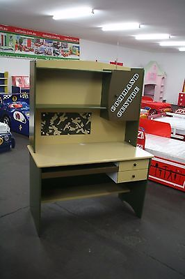 New Army Theme - Desk - High Quality Kids Furniture